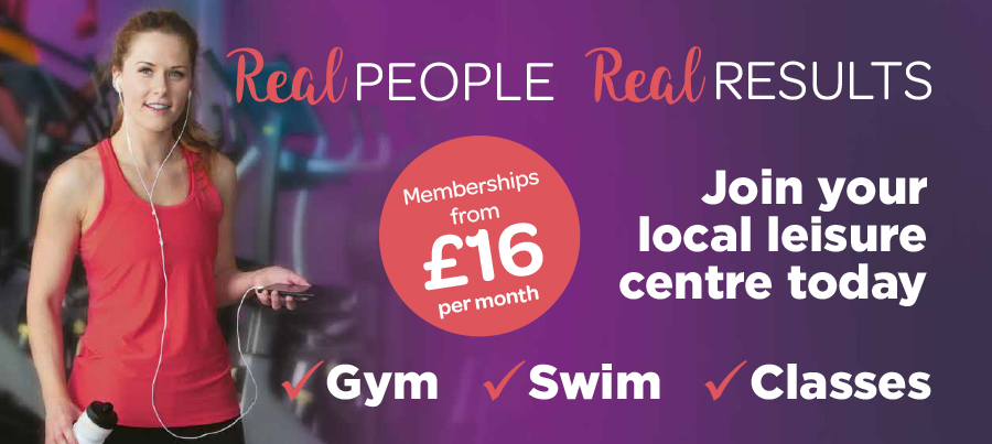Memberships from £16/month